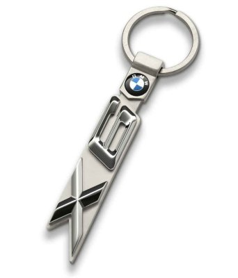 Брелок BMW X6 Key Ring, Silver