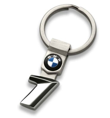 Брелок BMW 1 Series Key Ring, Silver