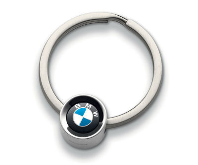 Брелок BMW Logo Key Ring, Silver