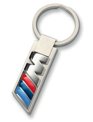 Брелок BMW M Logo Key Ring, Silver