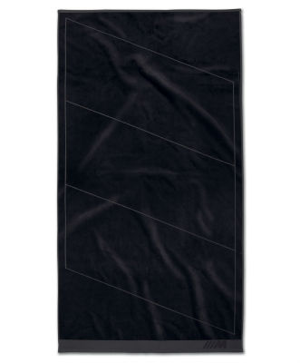 Банное полотенце BMW M Towel, Black