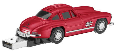 Флешка (USB-накопитель) Mercedes-Benz 300 SL USB Stick Classic, Red