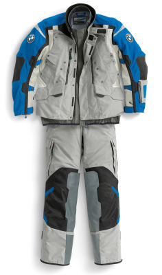 Мужские мотоштаны BMW Motorrad Pants Rallye, Men, Grey