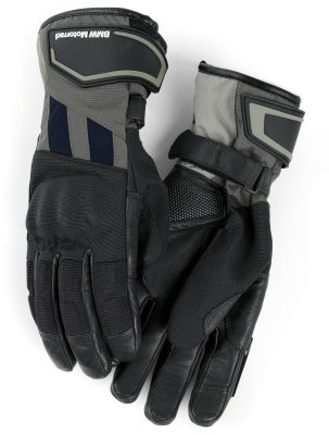 Мужские мотоперчатки BMW Motorrad GS Dry Glove, Men, Black/Grey