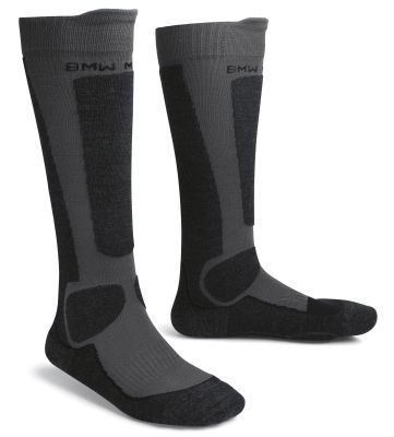 Термоноски BMW Motorrad Thermo Functional Socks, Unisex, Anthracite/Black