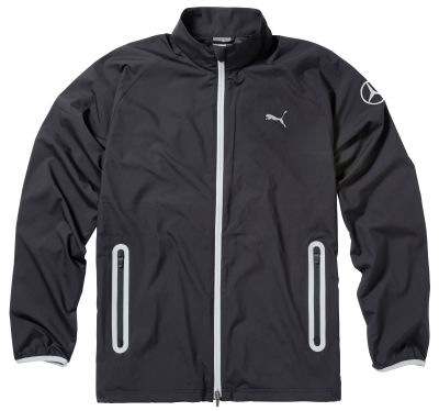 Мужская ветровка Mercedes Men's Windbreaker, Black
