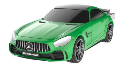 Флешка Mercedes-Benz USB stick AMG GT R, Green Light Magno, 16GB