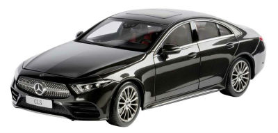 Модель Mercedes-Benz CLS Coupé AMG Line (C257), Scale 1:18, Graphite Grey