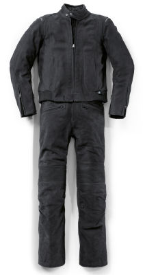 Мужские мотоштаны BMW Motorrad Pants Atlantis, Men, Anthracite