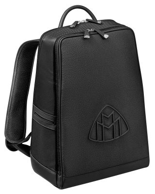 Рюкзак унисекс Mercedes-Maybach Rucksack, Black