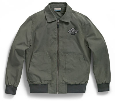 Мужская мотокуртка BMW Motorrad Trucker Coach Jacket, Men, Grey