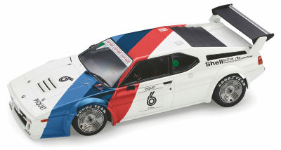 Модель автомобиля BMW M1 Procar Heritage Racing, White Motorsport