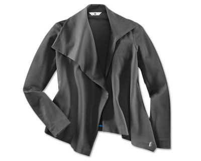 Женский кардиган BMW i Cardigan, Ladies, Carbon Grey