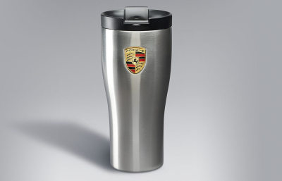 Термокружка Porsche High-end Thermal Beaker, Silver