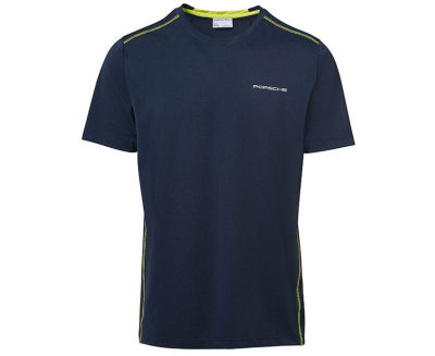 Мужская футболка Porsche Men's T-shirt, Dark Blue, Sport