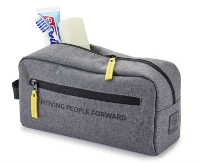 Дорожный несессер Volkswagen Toiletries Bag, Moving People Forward, Grey
