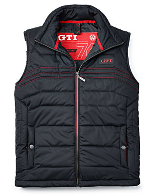 Мужской жилет Volkswagen GTI Men's Vest, Black