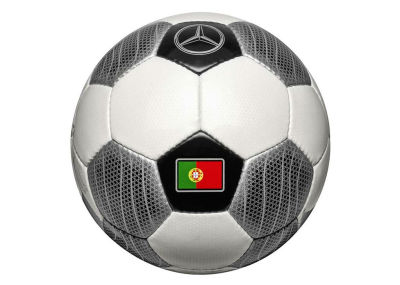 Футбольный мяч Mercedes Football Size 5 (standart), Team Portugal