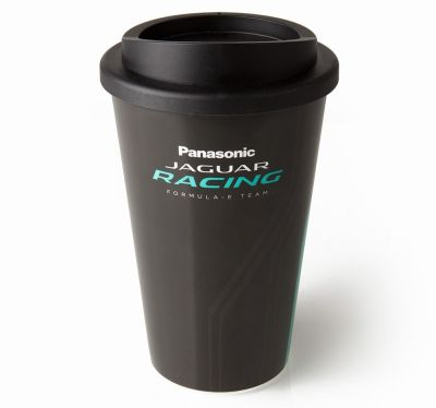 Термокружка Panasonic Jaguar Racing Travel Mug, Black