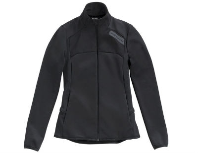 Женская флисовая куртка BMW Motorrad Fleece Jacket, Ride, Ladies, Black