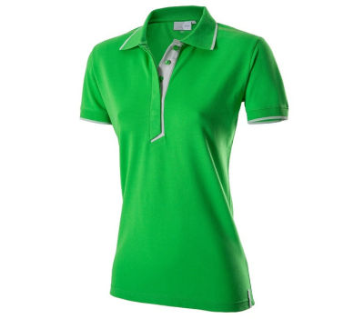 Женская рубашка-поло Skoda Polo Shirt, Women's, Essential Collection, Green