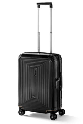 Чемодан Audi Cabin Trolley Case, Black Matt, Size-S