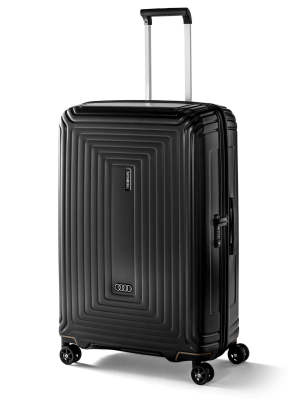 Чемодан Audi Trolley Case, Black Matt, Size-L