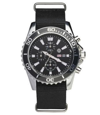 Мужской хронограф Volkswagen Men's Chronograph, Black