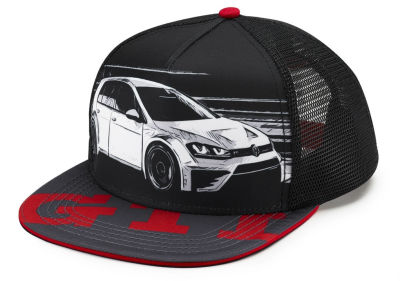 Бейсболка Volkswagen GTI Baseball Cap 2e695ac8f693