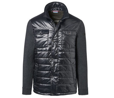 Мужская куртка Porsche Men's Jacket - Classic, Dark Grey