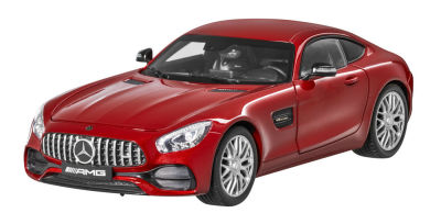 Масштабная модель Mercedes-AMG GT S Coupe, Hyacinth Red, 1:18 Scale