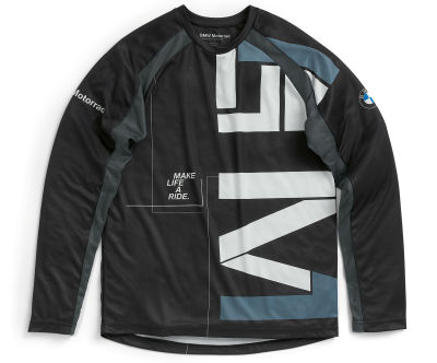 Рубашка унисекс BMW Motorrad Long-Sleeve Shirt Ride, Unisex
