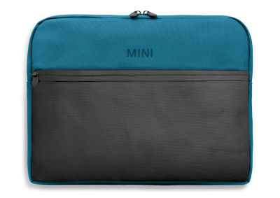 Сумка для ноутбука MINI Colour Block Laptop Sleeve, Island/Black