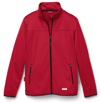 Мужская куртка Audi Mens Softshell Jacket, Audi Sport, Red