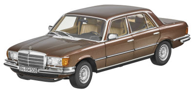Модель Mercedes-Benz 450 SEL 6.9 (1972-1980) W 116, Milan Brown, 1:18 Scale