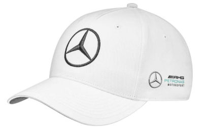 Бейсболка Mercedes F1 Team Cap, Season 2018, White