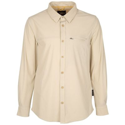 Мужская рубашка Land Rover Men's Adventure Shirt, Beige