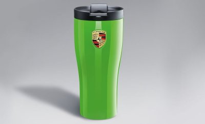 Термокружка Porsche High-end Thermal Beaker, Lizard Green