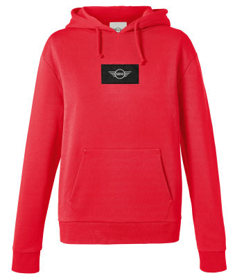 Женская толстовка MINI Logo Patch Sweatshirt Woman's, Coral