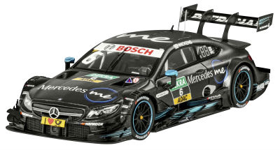 Модель Mercedes-AMG C 63 DTM, 2017, Team Mercedes me, Robert Wickens, Scale 1:43