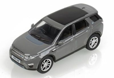 Модель автомобиля Land Rover Discovery Sport, Scale Model 1:76, Corris Grey