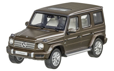 Модель Mercedes-Benz G-Class, W463, Citrine Brown Magno