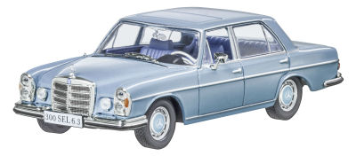 Модель Mercedes 300 SEL 6.3, W 109, 1968-1972, Blue, Scale 1:43