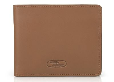 Кошелек Land Rover Heritage Wallet, Brown/Dark Blue