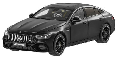 Модель Mercedes-AMG GT 63 S 4Matic+, Designo Graphite Grey Magno, 1:18 Scale