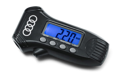 Электронный манометр Audi Tyre pressure and tread depth gauge