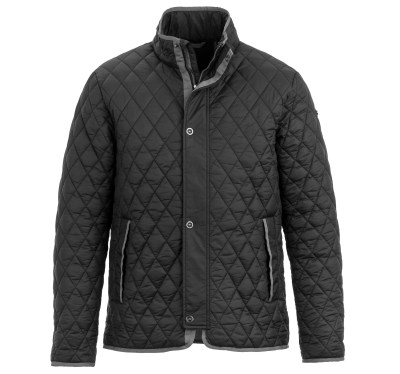 Мужская куртка Audi Quilted Jacket, Mens, Black