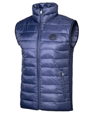 Мужской жилет Mercedes-Benz Men's Gilet, Classic, Navy