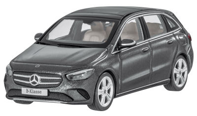 Модель Mercedes-Benz B-Class, W247, Mountain Grey, Scale 1:43