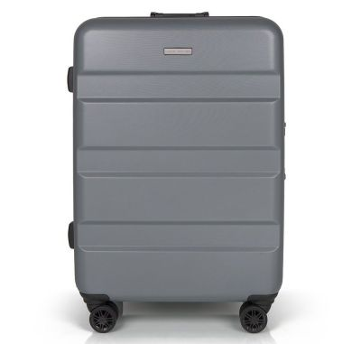 Чемодан на колесиках Land Rover Hard Case - Suitcase, Large, Graphite Grey